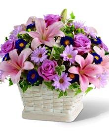Loving Sympathy Basket