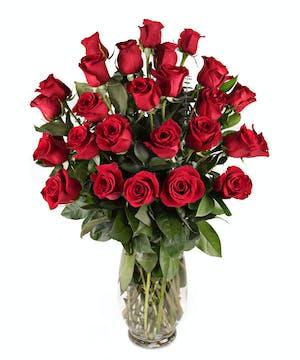 2 Dozen Premium Roses