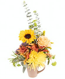 Fall Mug Bouquet