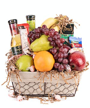 Fruit & Snack Basket