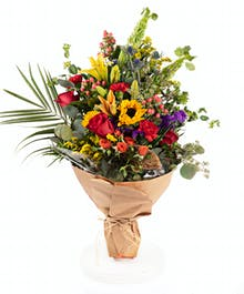 Premium Fall Hand-Tied Bouquet