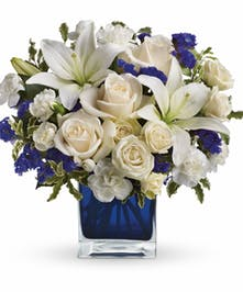 Saphire Skies Bouquet