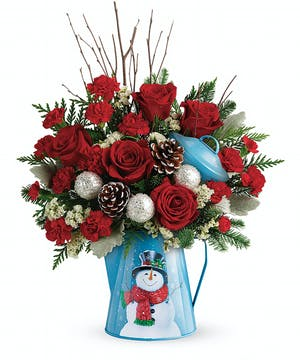 Snowy Daydreams Bouquet