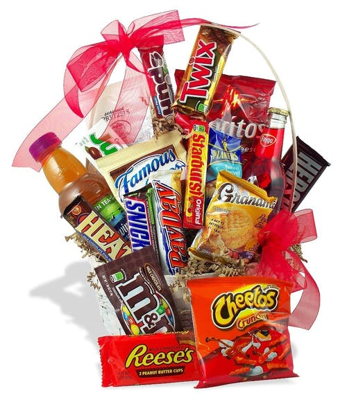 Fun Food Basket