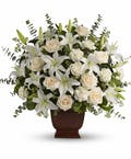 Loving Lilies and Roses