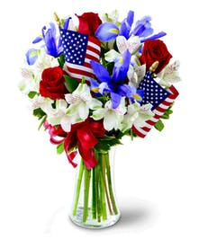 Celebrate our Independence Day, Armed Forces Day and Memorial Day!