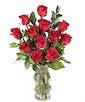 Classic Dozen Medium Stem Roses