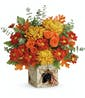 Wild Autumn Bouquet - Standard