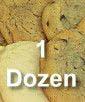 Cookies - 1 Dozen