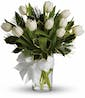 Tulips And Pine Bouquet- Standard
