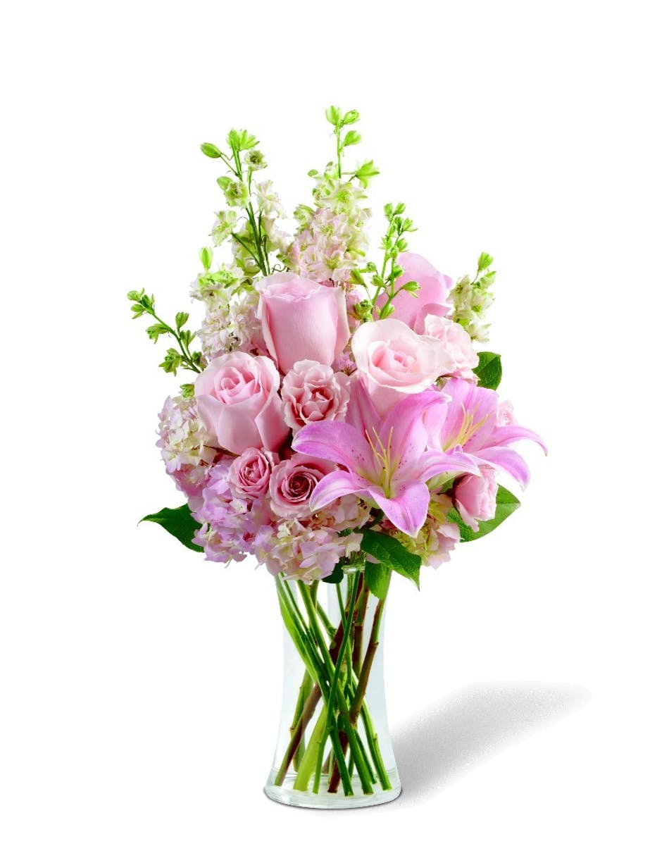 Wishes & Blessings Vogts Flowers Flint Sympathy Funeral Condolence ...