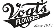 Logo for Vogts Flowers Flint